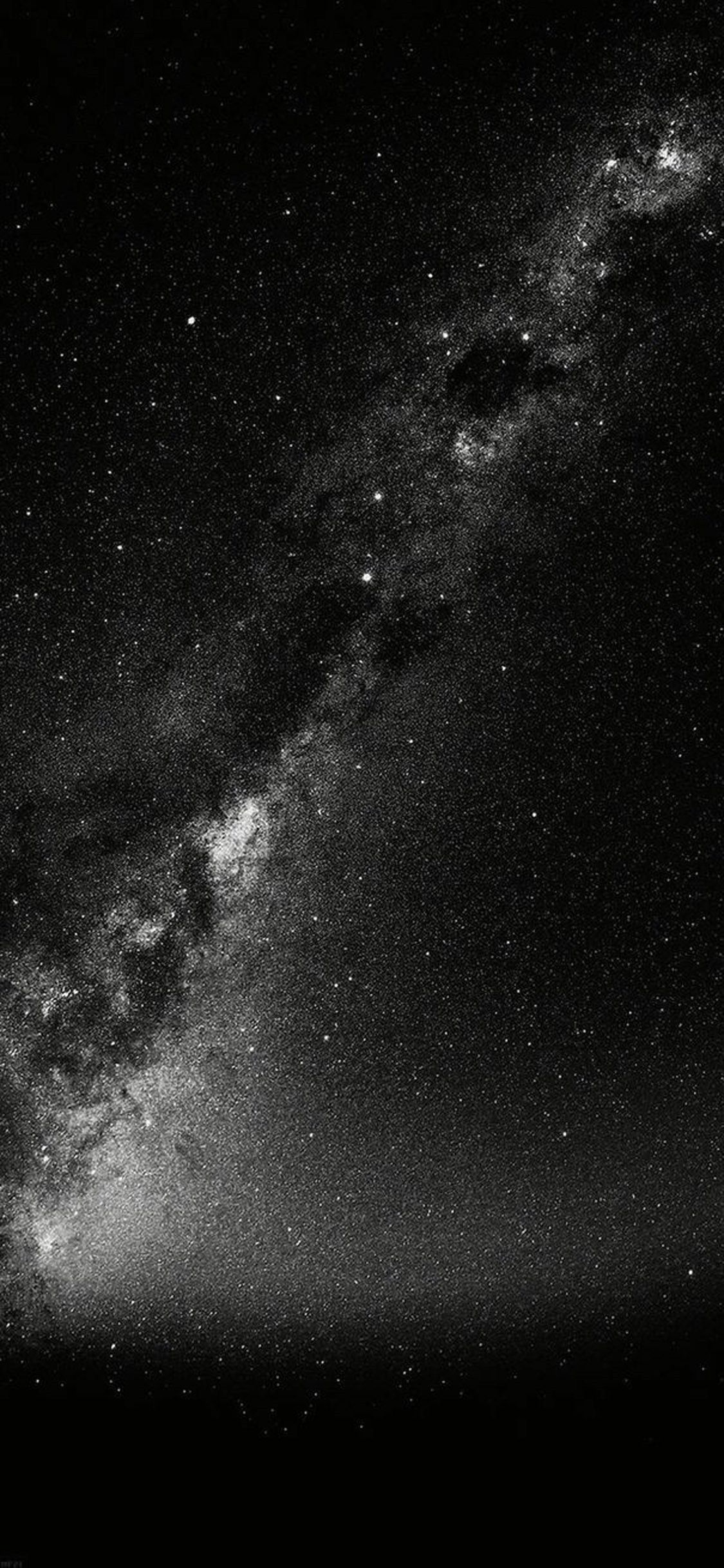 high resolution galaxy black and white wallpaper