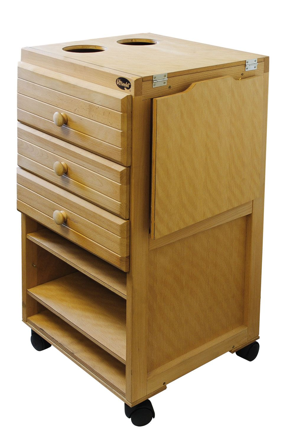 Why Are These So Expensive They Not That Hard To Build Taboret For Art Storage 300 00
