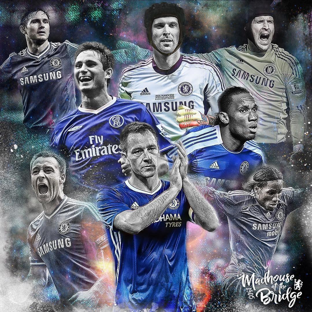 Legends last forever....... #Chelsea #ChelseaFC #Stamfordbridge #ktbffh ...