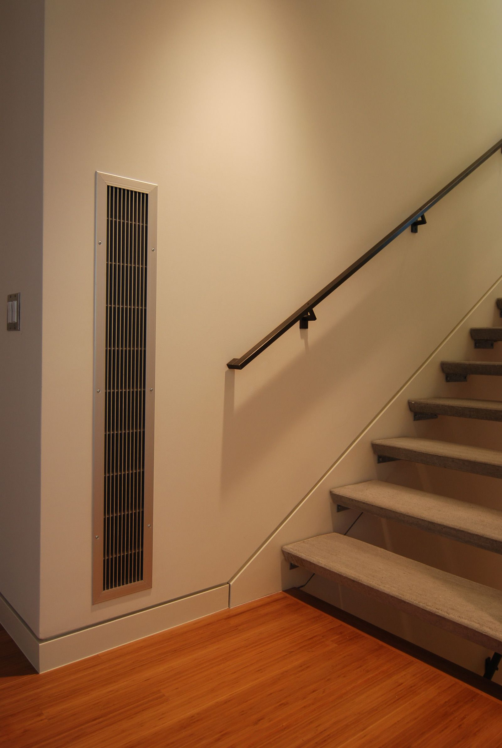 Baseboard Flush With Wall BUILD LLC Bainbridge 03
