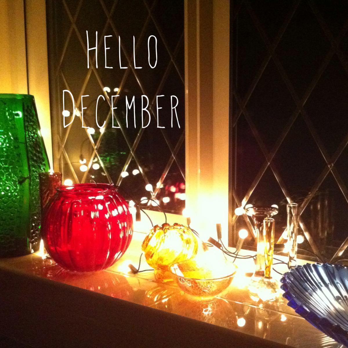 Hello December Wallpaper HD December wallpaper, Hello