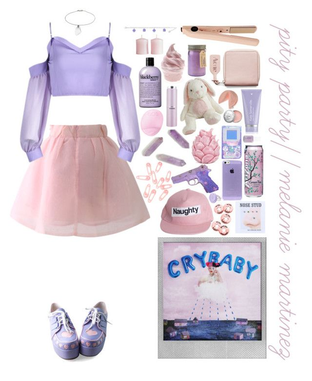pity party melanie martinez polyvore pinterest outfit ideen and outfit. Black Bedroom Furniture Sets. Home Design Ideas