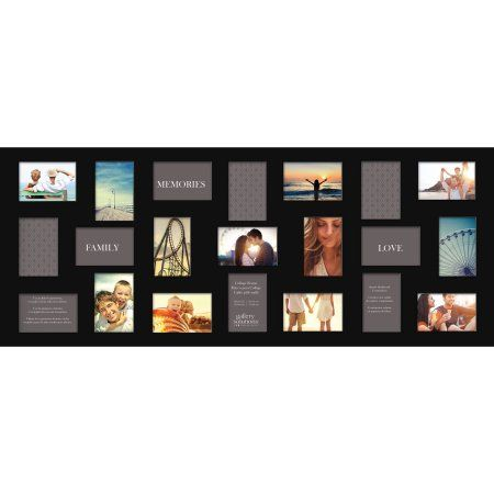 Home Large Collage Frame Collage Picture Frames Frames On Wall