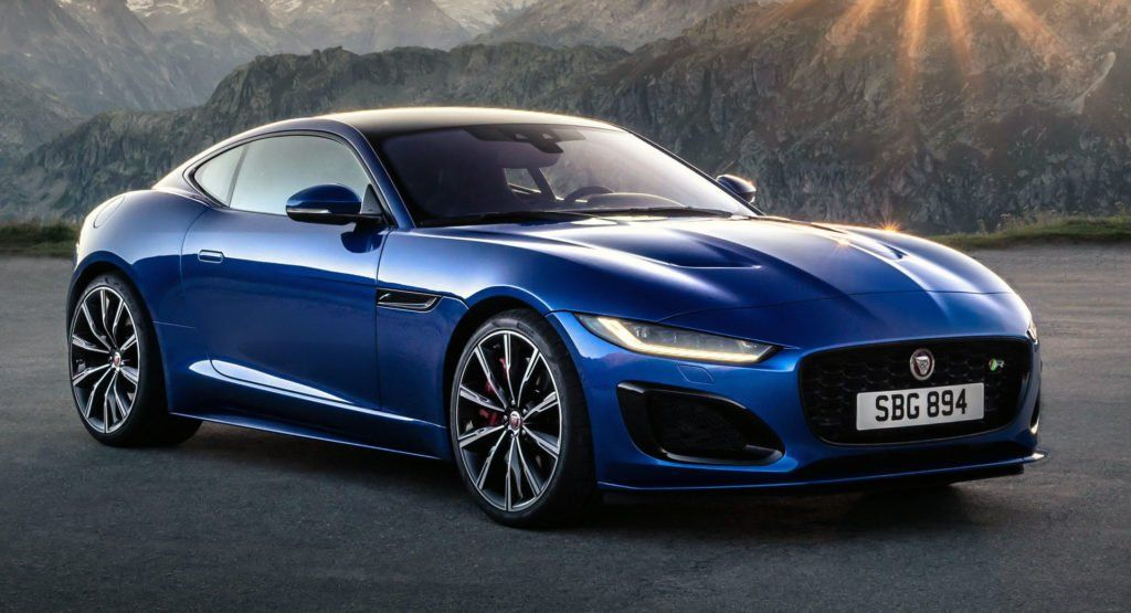 2021 Jaguar F Type Bows With Sharper Styling And Updated Tech Jaguar F Type Jaguar Sport New Jaguar