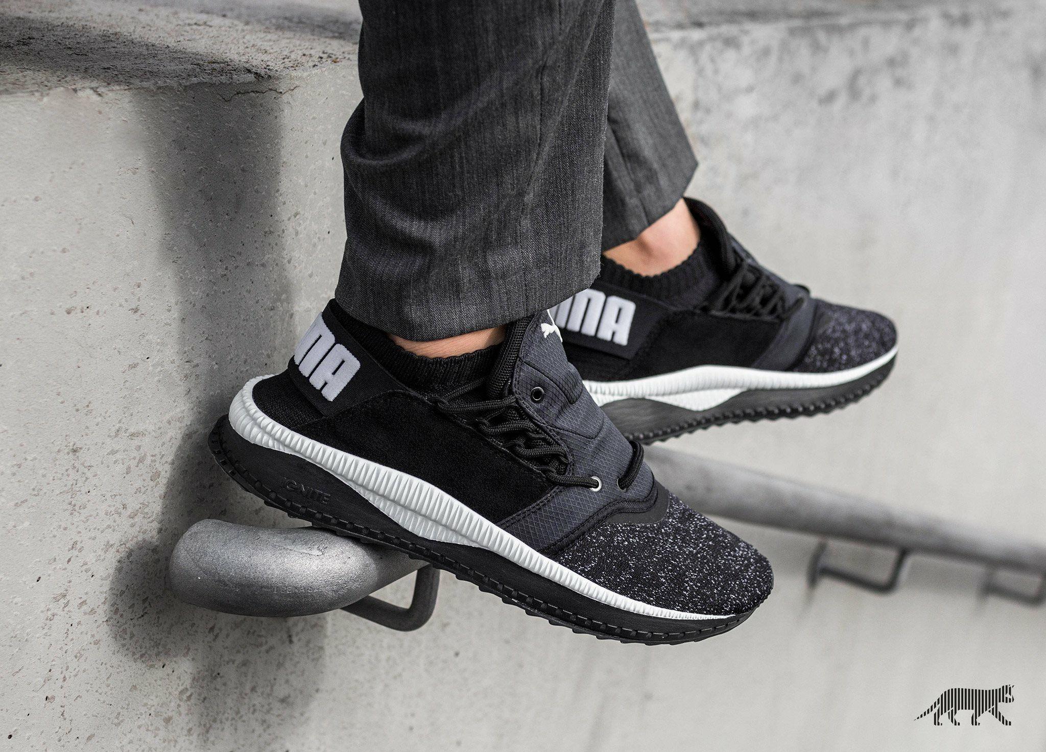 Puma Tsugi Shinsei: Black/White | Shoes