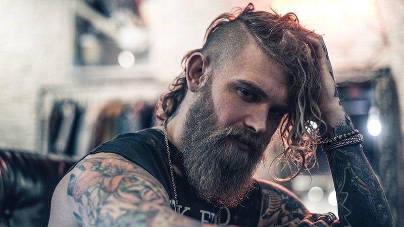 15 Coolest Viking Hairstyles To Rock Viking Hair Blonde Beard Josh Mario John