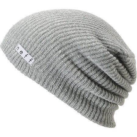 9fafb4b19a4 Neff Daily Heather Grey   White Beanie at Zumiez   ( 18.95 ...