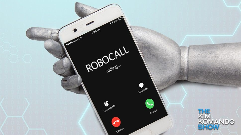 Biggest Robocall Scams (With images) Smartphone gadget