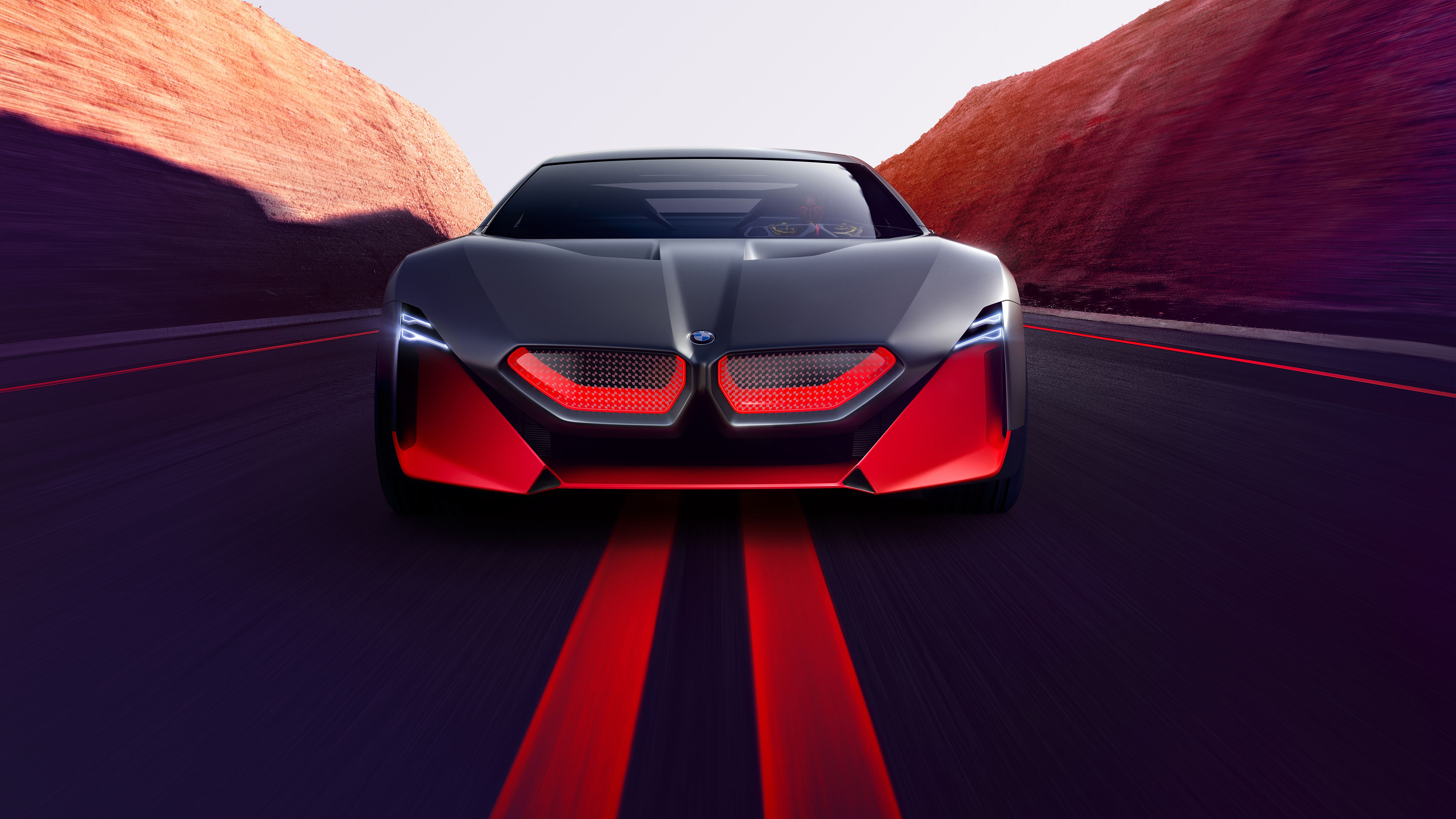 Upclose With The Bmw Vision Inext Video