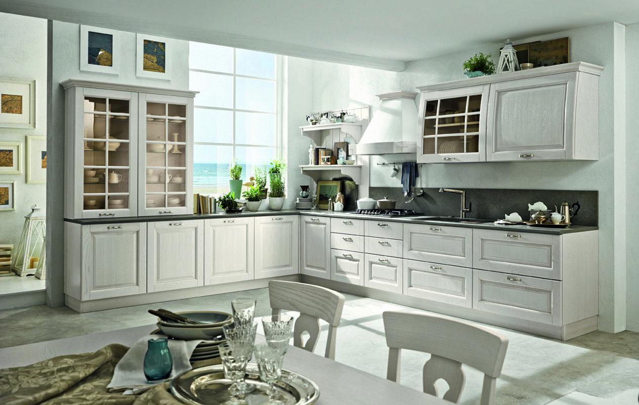 Idea by German Kitchen Center on Stosa Kitchens Classic