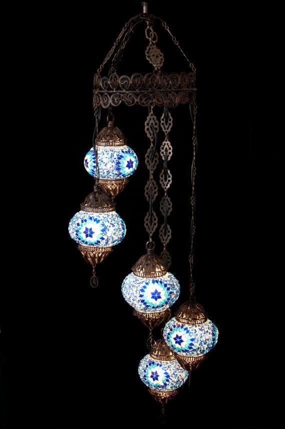 DECORATIVE MOSAIC LAMPS FOR HOME DESING Atlantic Light