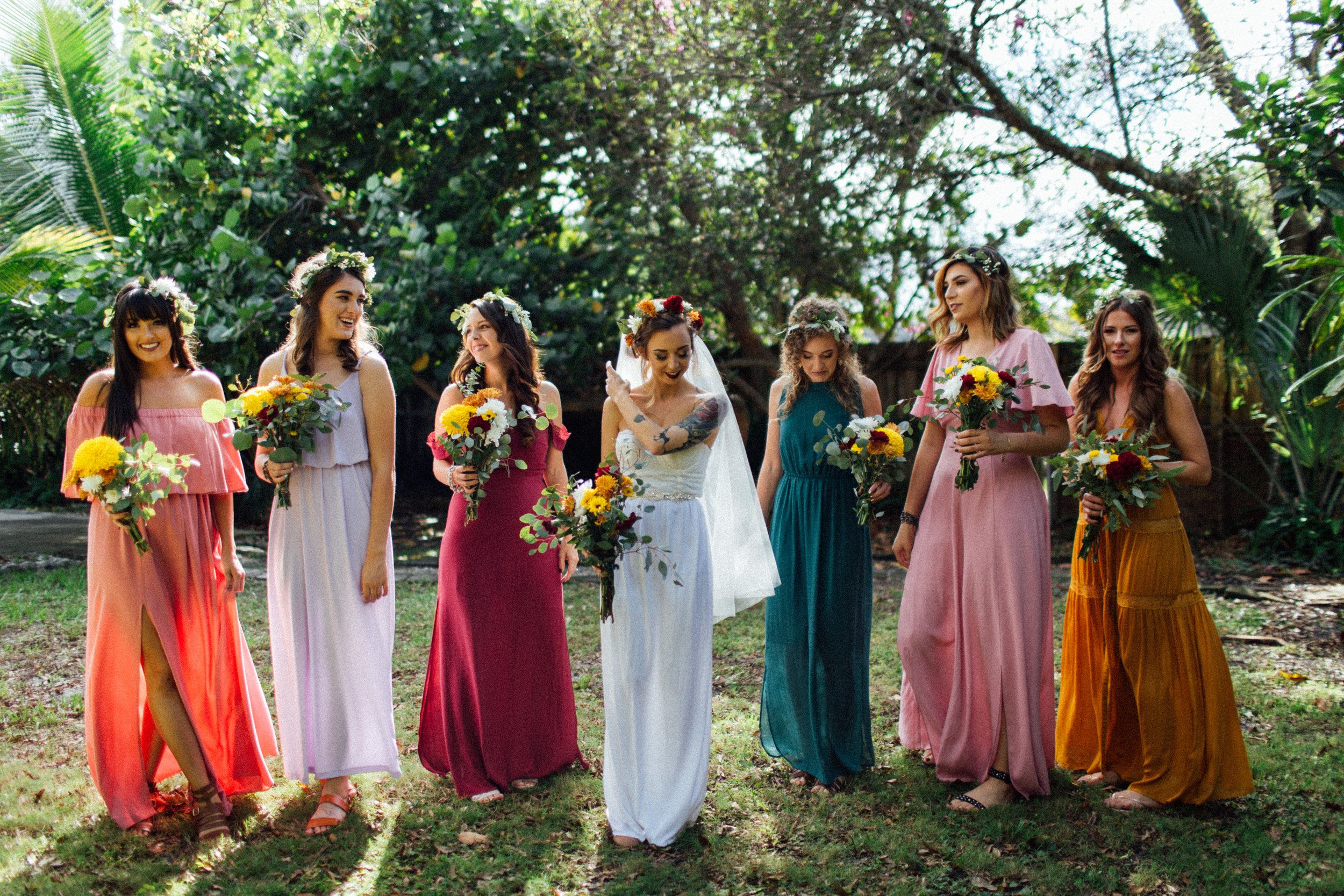 A Romantic Wildflower Inspired South Florida Wedding In 2020