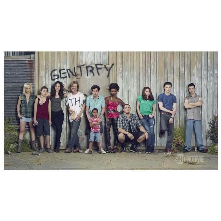 The Outstanding Cast of #Shameless5 New