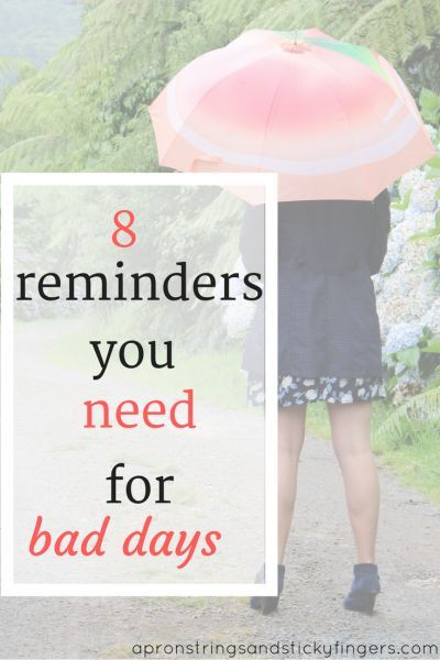 Everybody has those days, where everything goes wrong and life just feels hard. Sometimes we find ourselves feeling down in the dumps or surrounded by a cloud of gloom and it's hard to get out of it. So here are 8 reminders of why life is still good, even