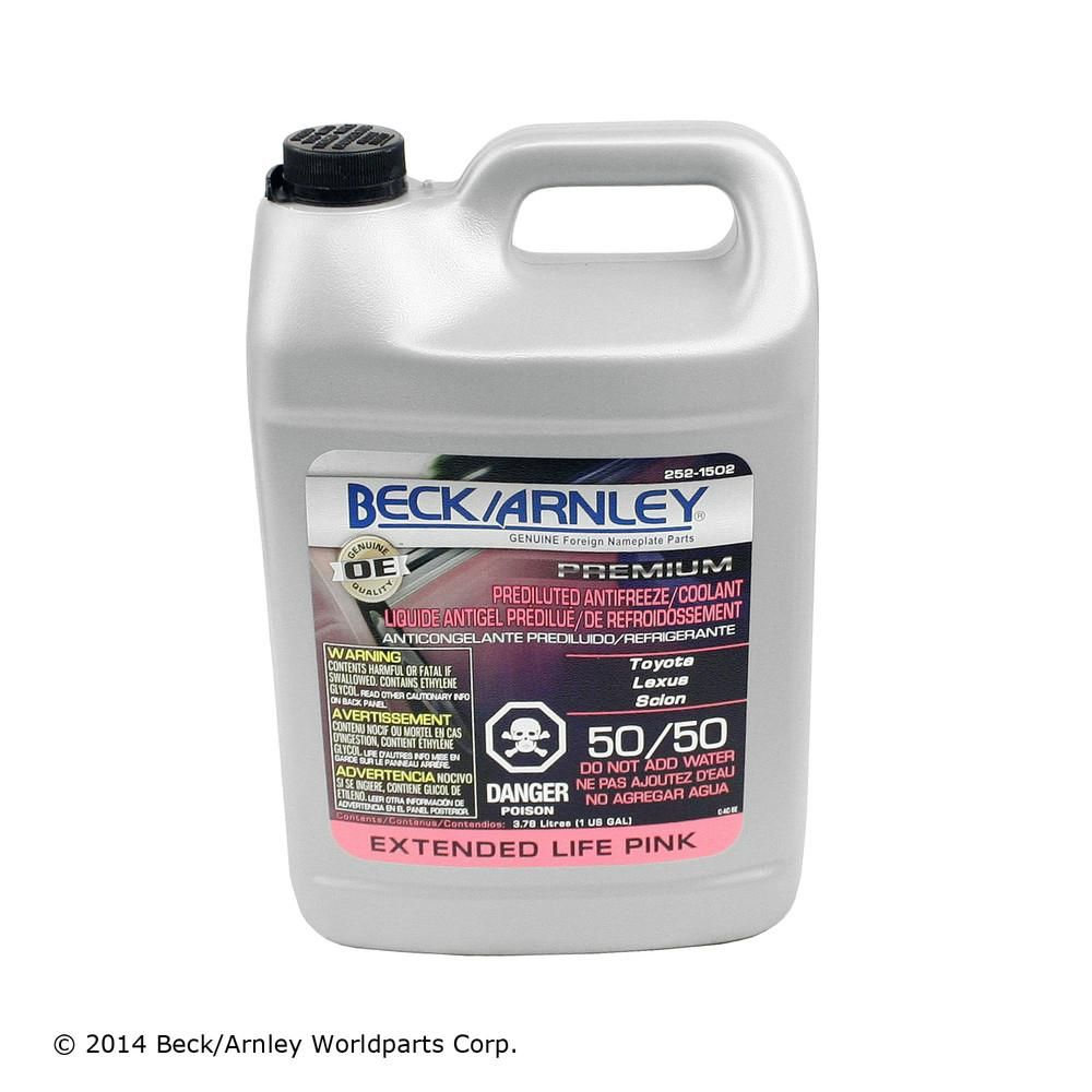 Beck/Arnley Engine Coolant / Antifreeze In 2019
