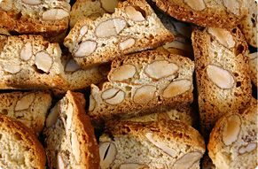 Craquantes de Vinsobres are small, dry, almond biscuits, and Provence's regional speciality par excellence.