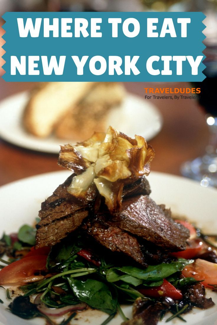 10 Great Cheap Places To Eat In New York City Places To