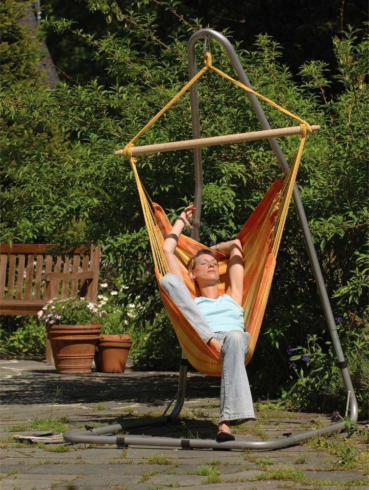 outdoor hammock chair with stand Bing Images Diy