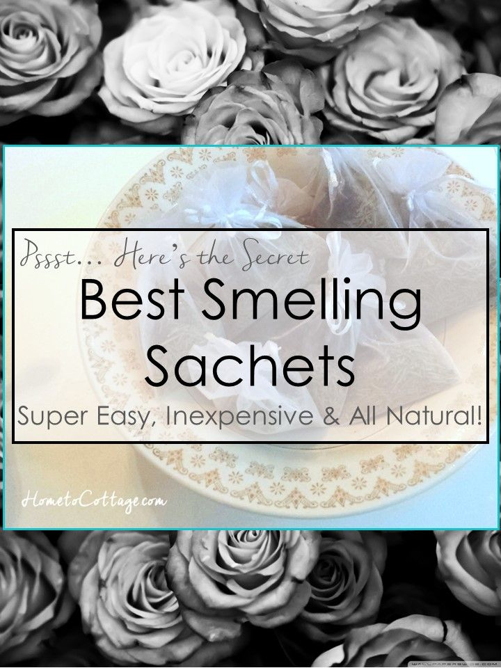 Best Smelling Sachets Simple Decorating Tips Drawer Sachets Diy Scent Scented Sachets