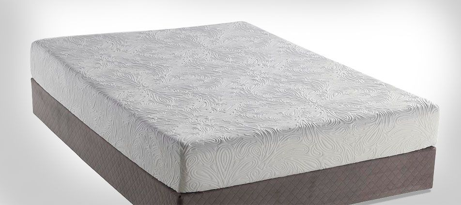 Sealy Optimum By Sealy Posturepedic Cooling Gel Foam Mattress