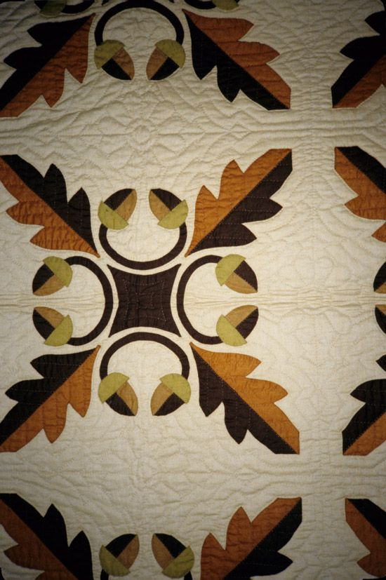 Oak Leaf Quilt Pc Quilt Square Patterns Barn Quilts