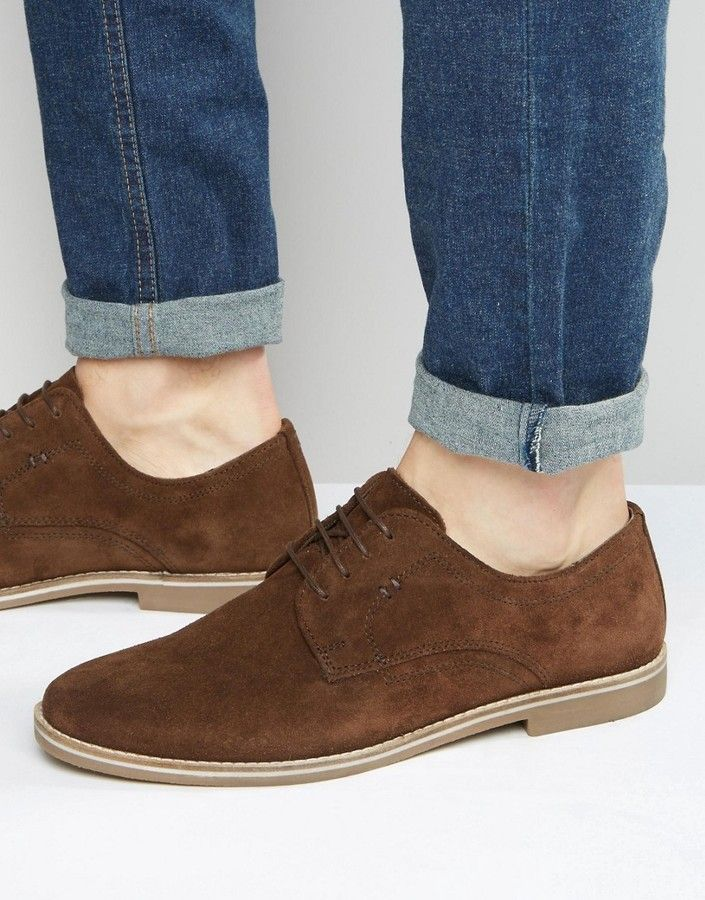 Asos - Red Tape Derby Shoes   Running