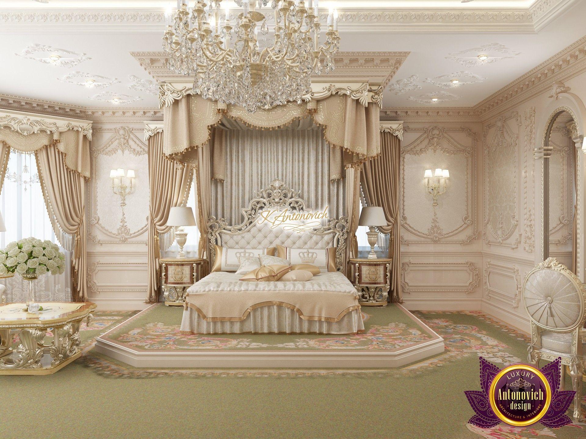 By Antonovich Design  Dream master bedroom, Luxurious bedrooms