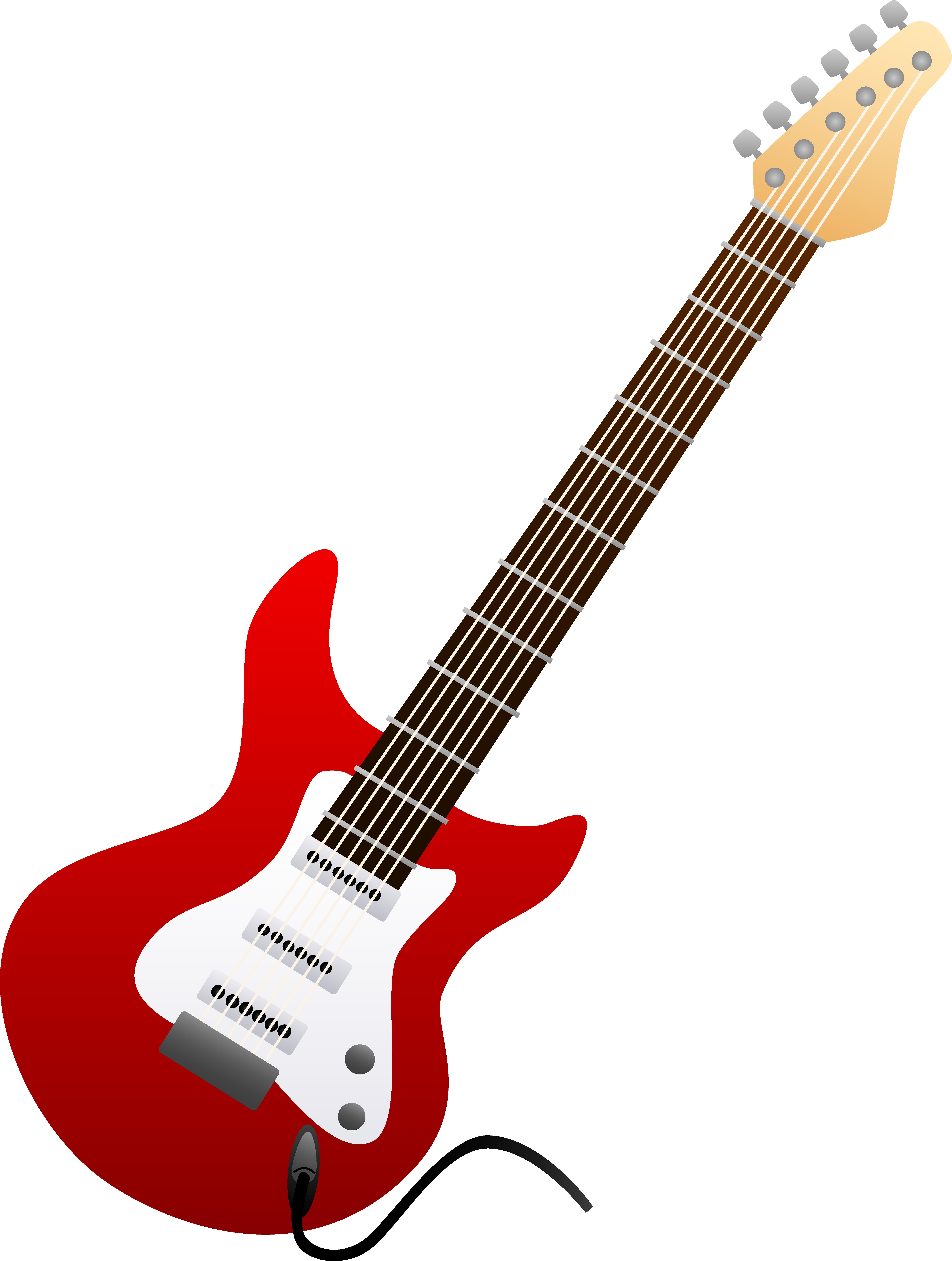 guitar clip arts