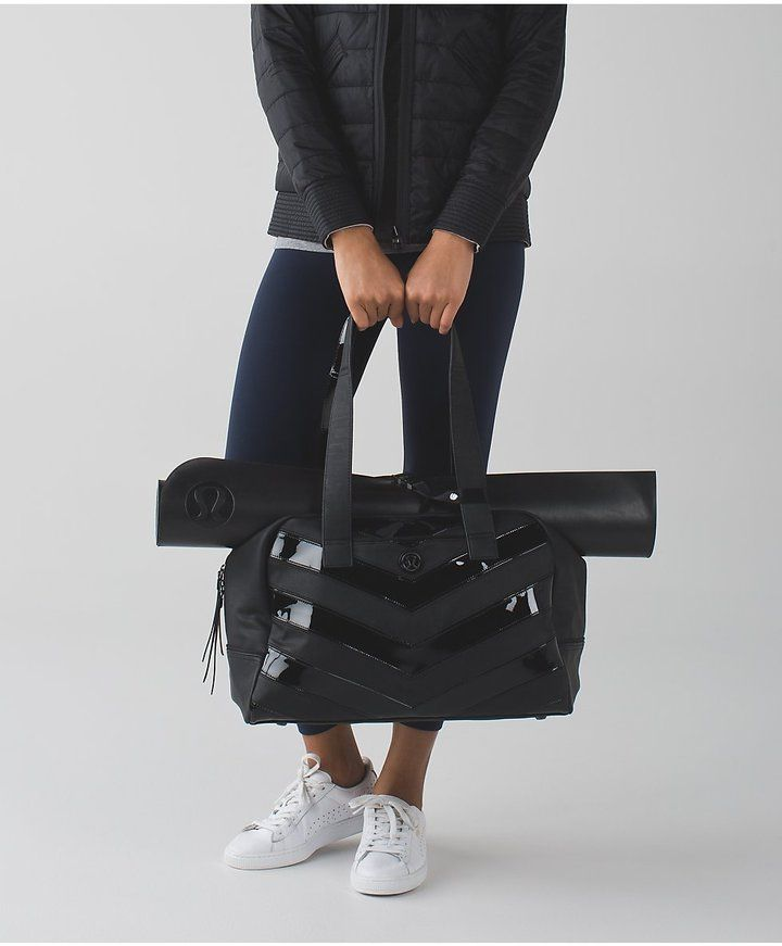 Gym Bag Next: This Urban Sanctuary Bag Will Change The Way You Go To The