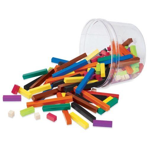 Cuisenaire® Rods Small Group Set, Plastic, LER7513