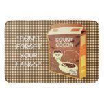 Count Cocoa Box bath mat #halloween #happyhalloween #halloweenparty #halloweenmakeup #halloweencostume