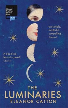 The Luminaries by Eleanor Catton | 9th-14h August | 5/5 Stars | - Amazing! One of my favourite reads this year.