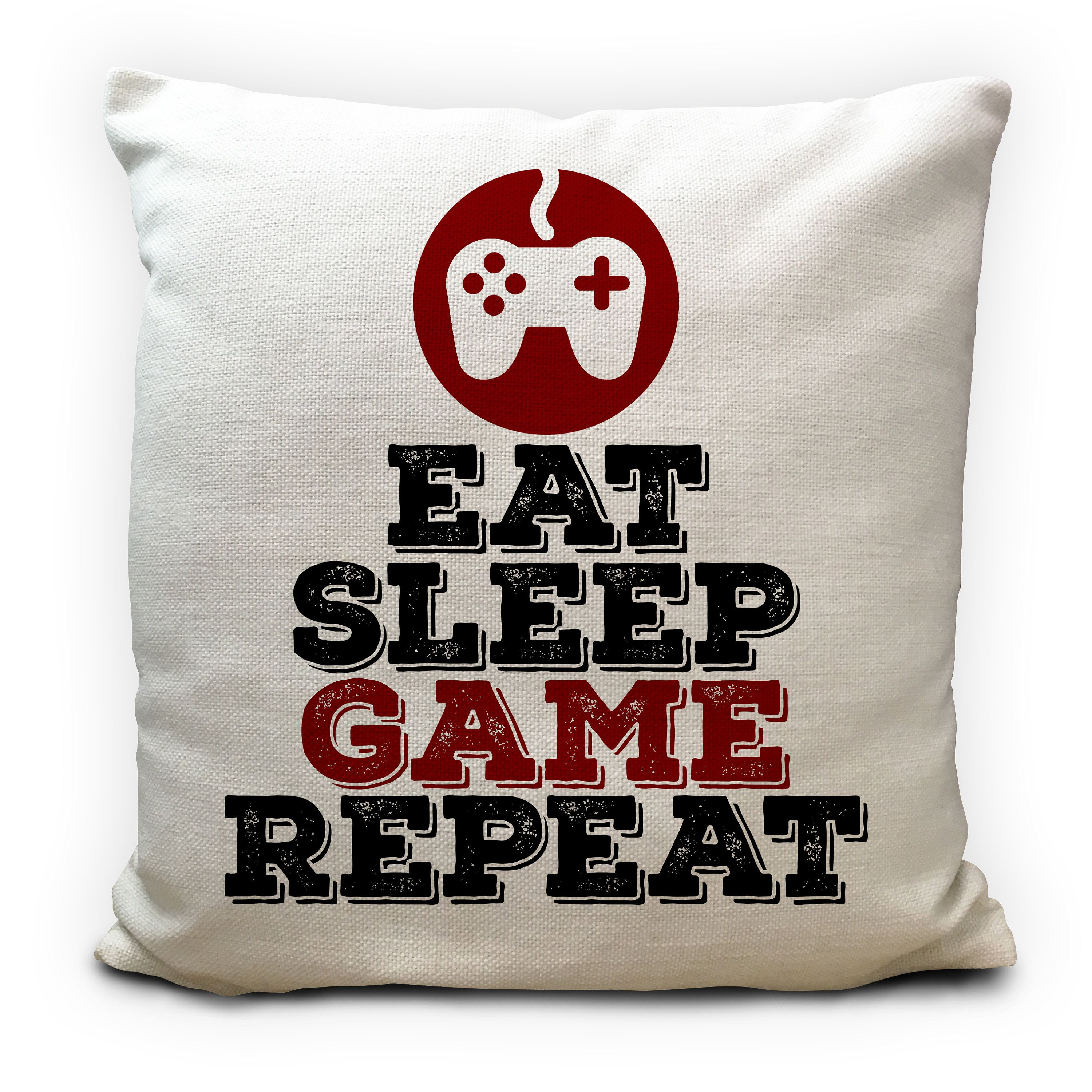 Game chair cushion cover pillow slip case gaming seat pad eat