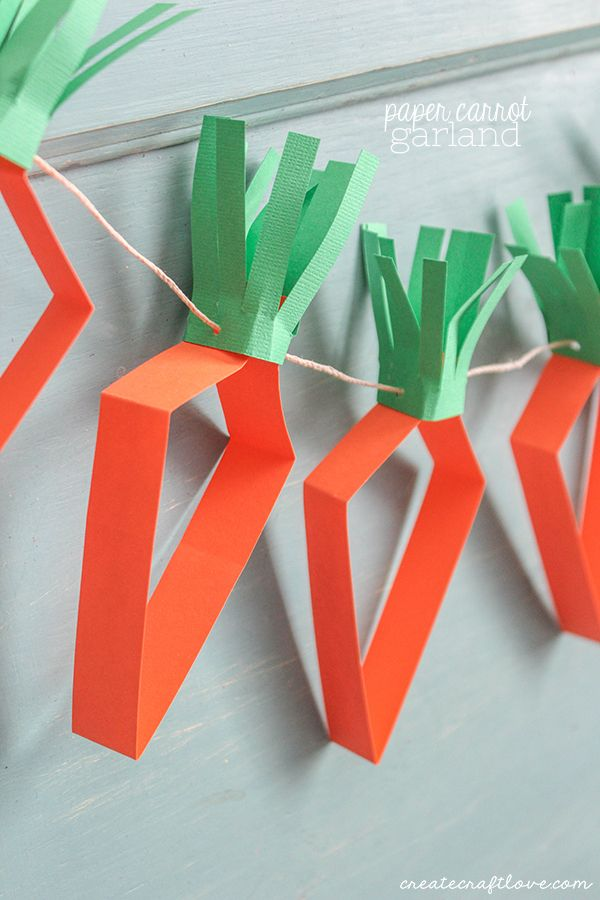 Easy Paper Craft Idea For Easter Easter Spring Easter Crafts