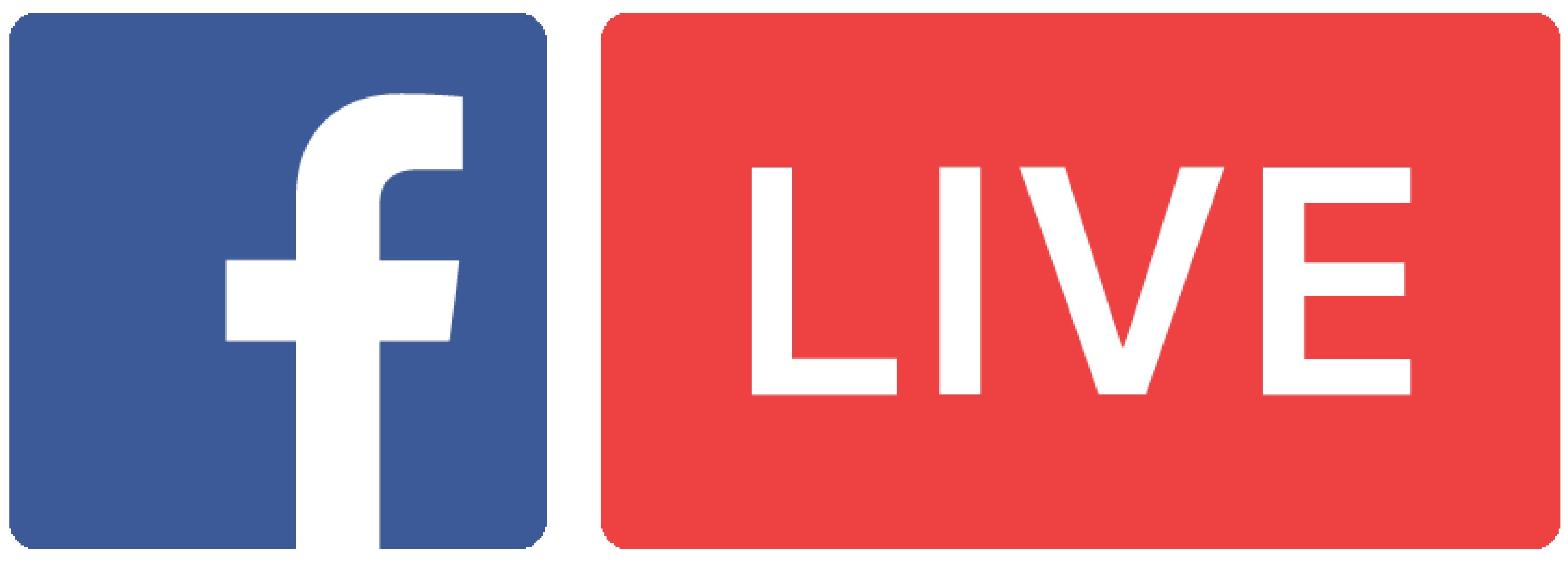 Live Stream Pre Recorded Videos To Facebook Live Youtube Twitch Periscope Mixer Smashcast Onestream Liv Facebook Live Vector Logo Free Calendar Template