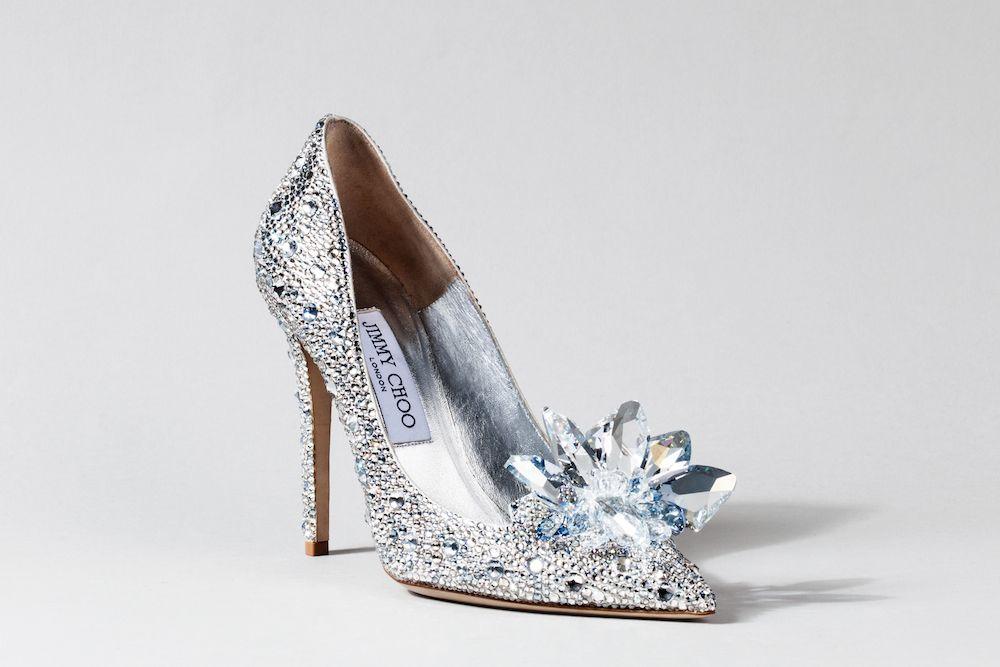 20 increíbles zapatos de novia que parecen salidos de un cuento de