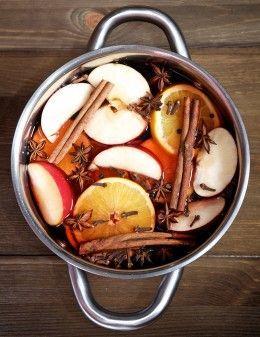 Glühwein selber machen: Rezepte & Tipps #thanksgivingdrinksalcohol