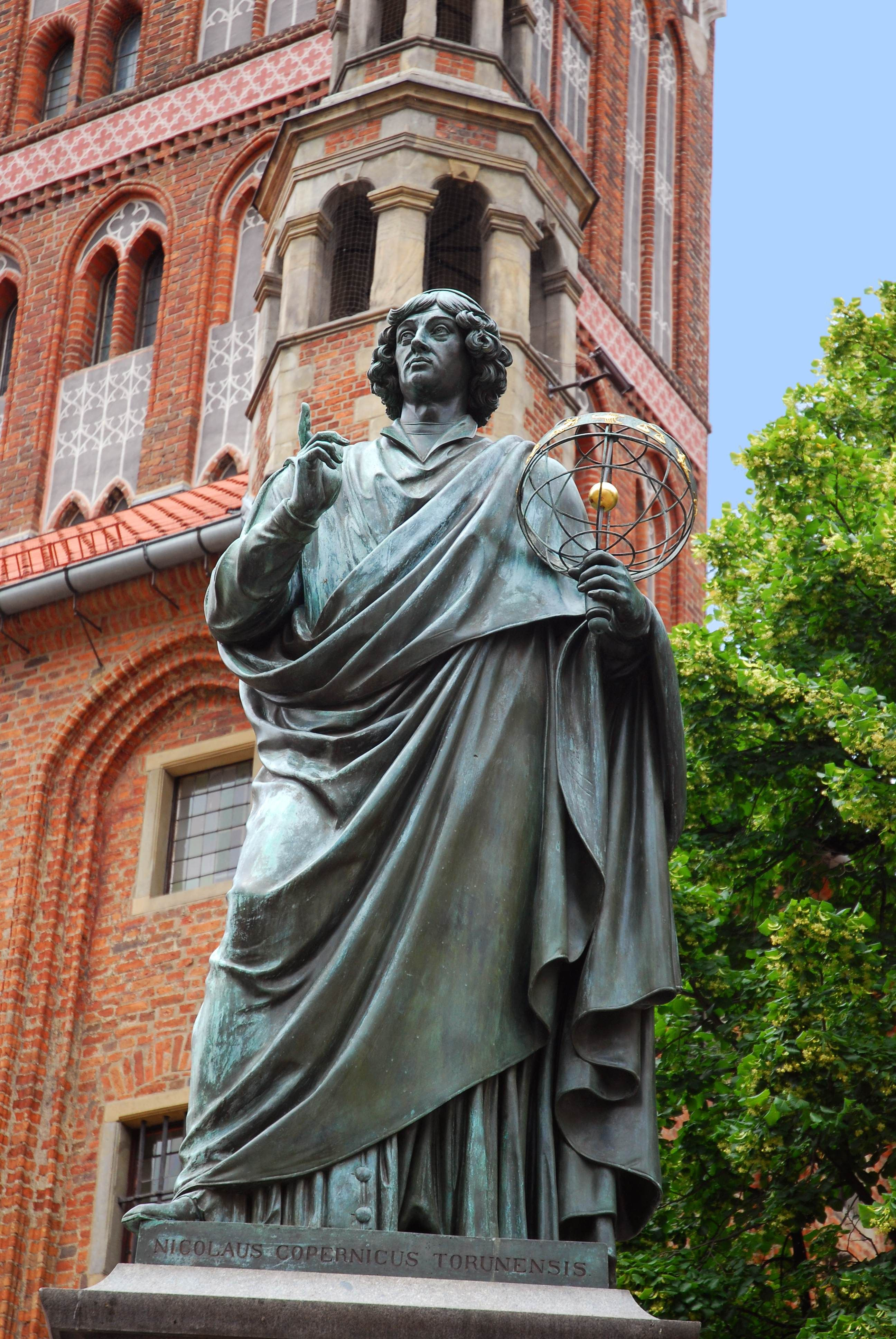 Nicolaus Copernicus in Torun | Kaliningrad oblast