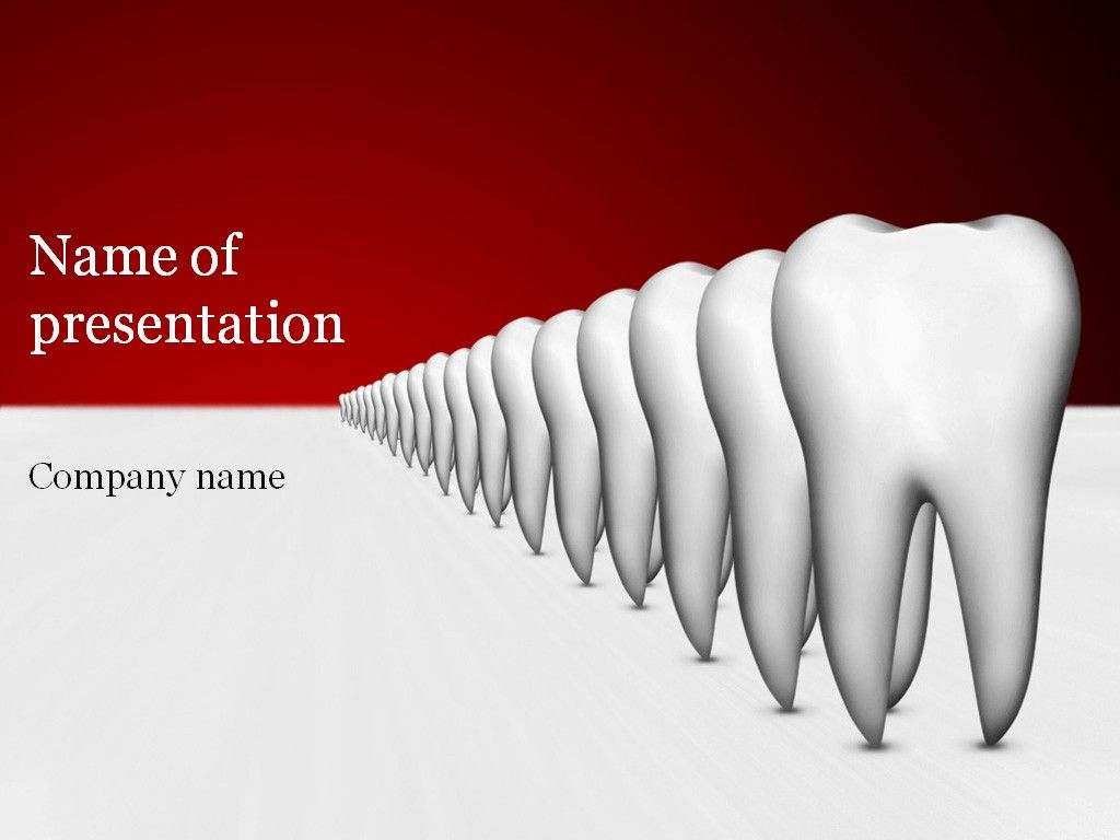 Stomatology powerpoint template templates pinterest template stomatology powerpoint template toneelgroepblik Image collections