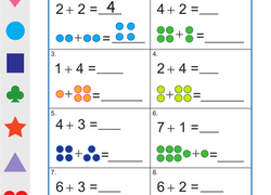 Math Worksheets & Free Printables | Education.com ...
