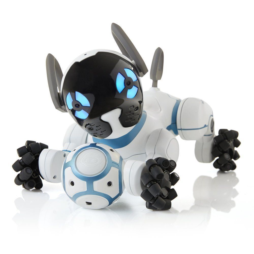 Wow Wee WowWee CHiP Interactive Robot Pet Dog Robotics Christmas Gift For Kids #WowWee
