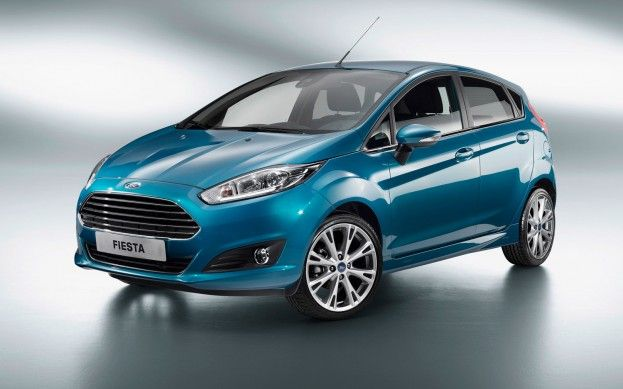 2014 Ford Fiesta Gets Aston Like Grille 1 0l Ecoboost But Not Two Doors Ford Fiesta Ford Ford Fiesta St