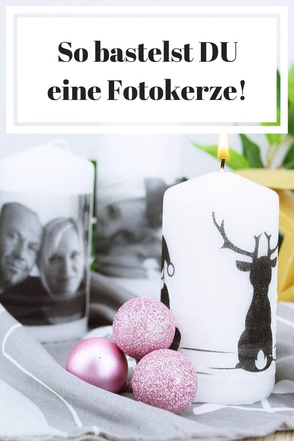 Dieses tolle #Fotogeschenk wird dich völlig überraschen. So #einfach machst du eine #Fotokerze für #Weihnachten selber  #selbermachen #basteln #kerze #bild #wachs #tod #zeichnung #brennende #dekorieren #geburtstag #brennt #basteln #spruch #Fotogeschenk #Liebe #Eltern #geschenkideenweihnachteneltern