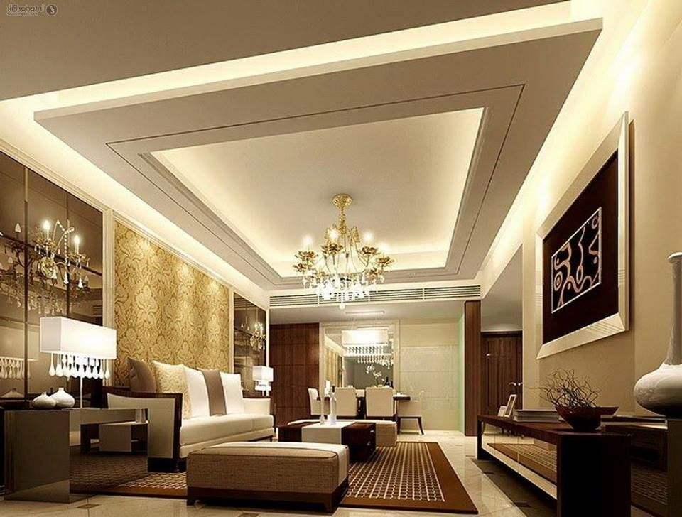 Living Room False Ceiling Designs Pictures Impressive Pinsafaa Elsegae On Living Stile  Pinterest  Ceiling Design Ideas