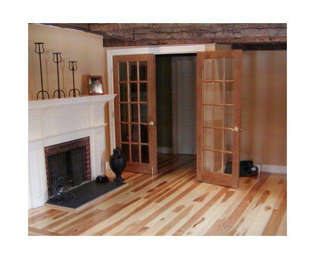 Character Grade Hickory Pecan Hardwood Flooring Fantastic Sale