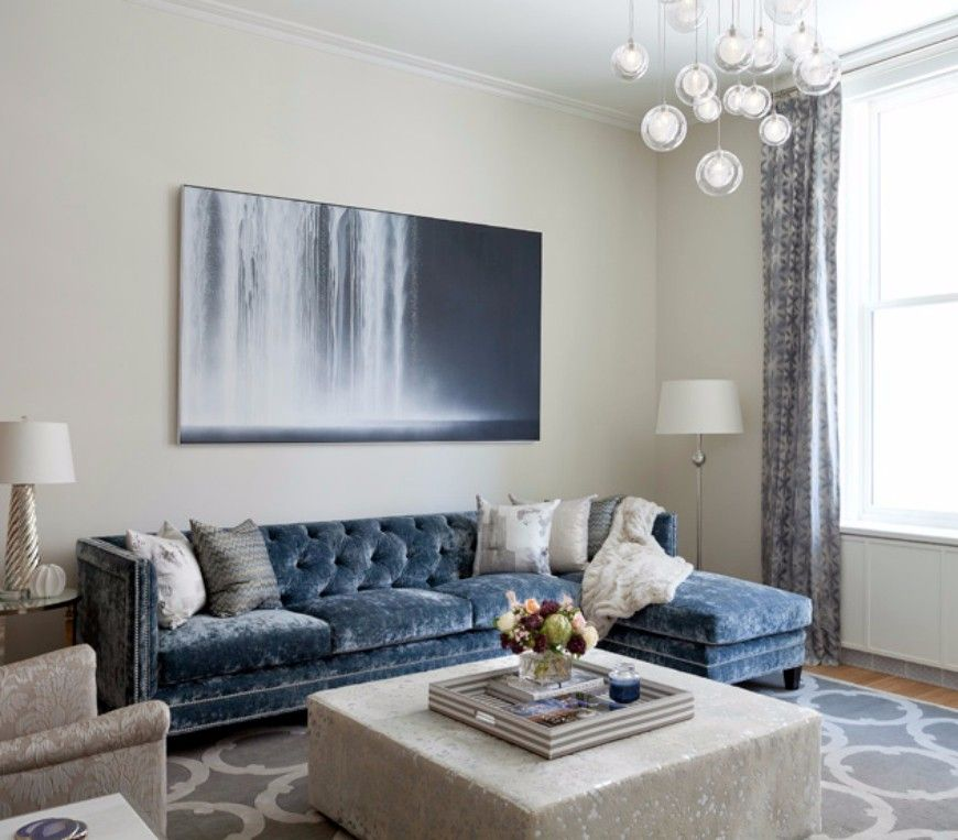 10 Beautiful Modern Sofas For A Simple Yet Chic Living Room Set