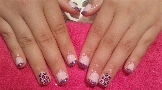 Pink By Aracely28 Nail Art Gallery Nailartgalleryilsmag By