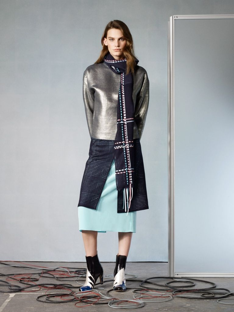 Achtland goes international: Im New Yorker Showroom und das Lookbook Herbst/Winter 2015