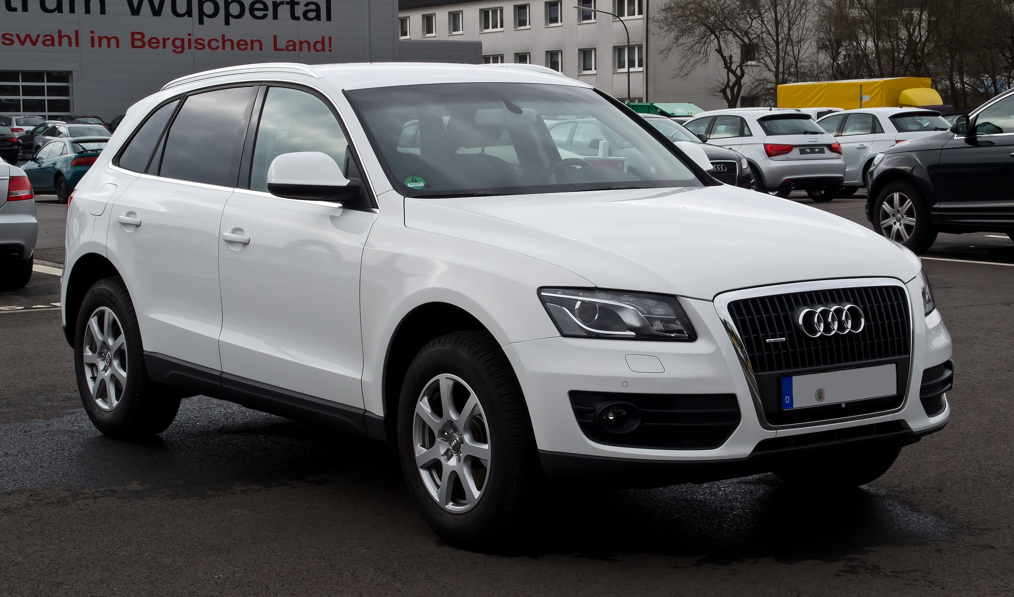 Audi Q5 Wikipedia My Dream Car Pinterest Audi Cars And Bmw