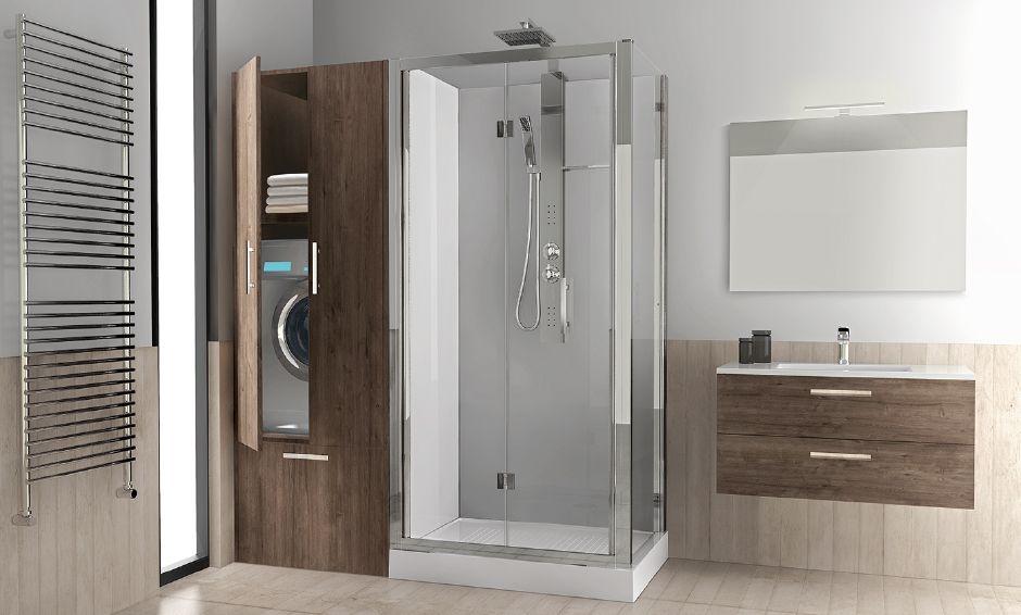 da vasca a doccia con lavatrice asciugatrice.jpg (720×747) | per ...